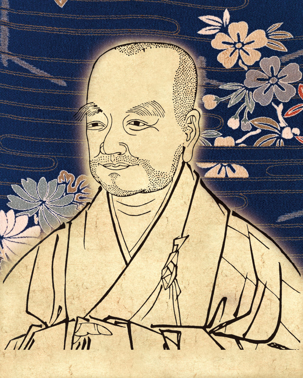 National Master Qing Liang of the Tang Dynast